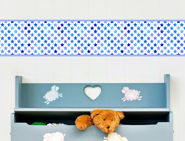 Kinderzimmer Borduren By I Love Wandtattoo De Homify