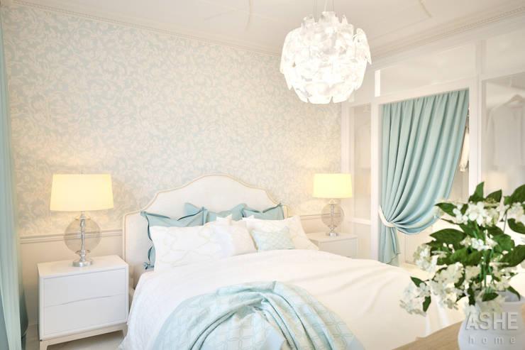 classic Bedroom by Студия авторского дизайна ASHE Home
