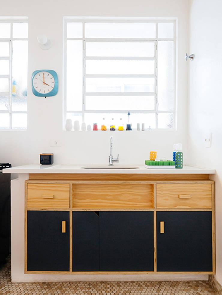projetos: Banheiros  por 23 Sul arquitetura
