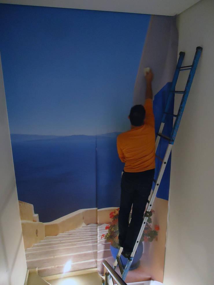 Santorini: Casa  por CASADART.PT
