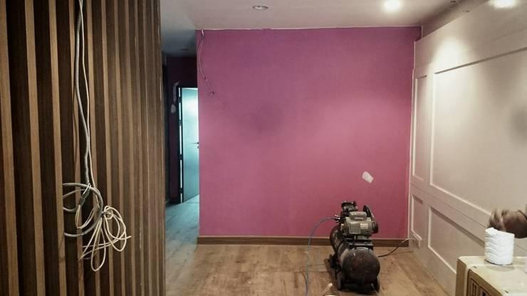 paredes: Paredes de estilo  por Jose Carlos Lopez