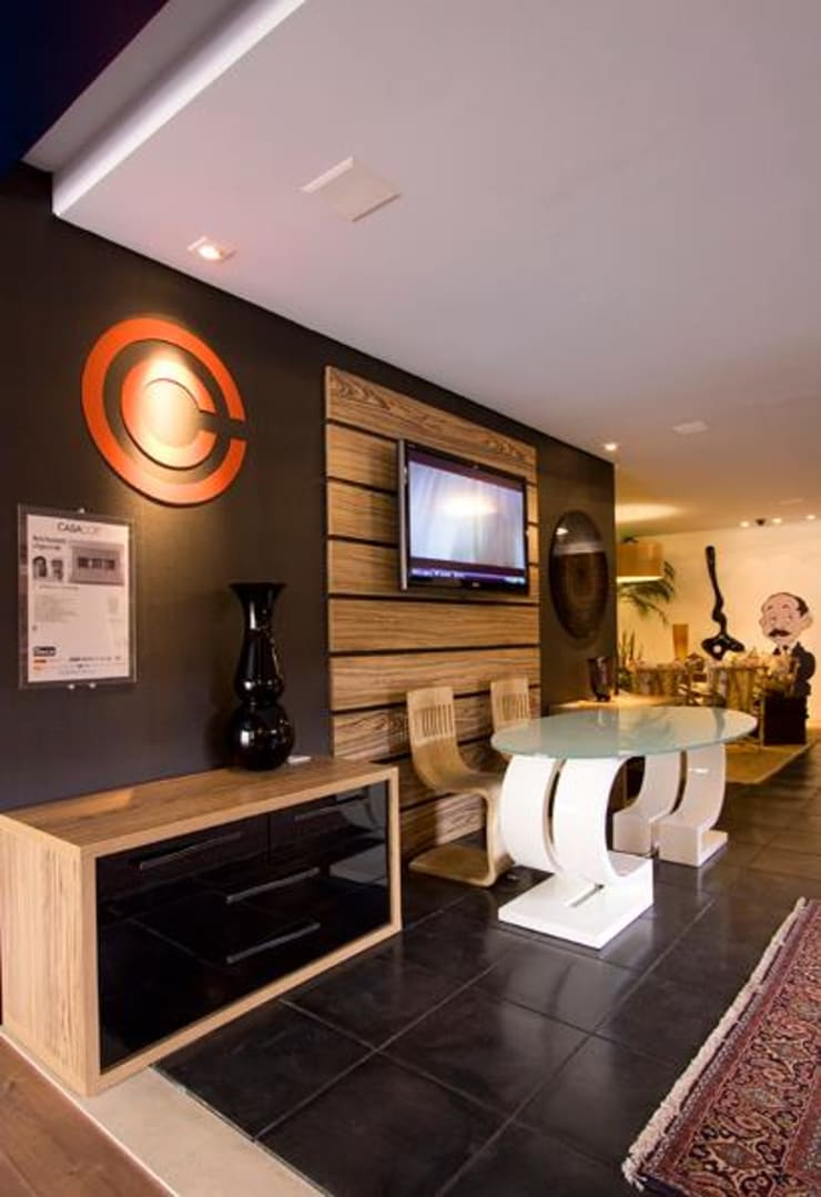 projeto: Salas de estar modernas por ra2