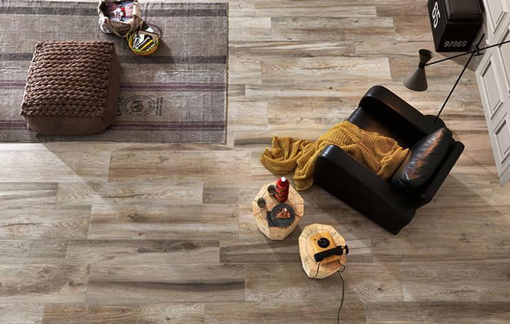 Paredes y pisos de estilo moderno por Quinta Strada - Ceramic Store