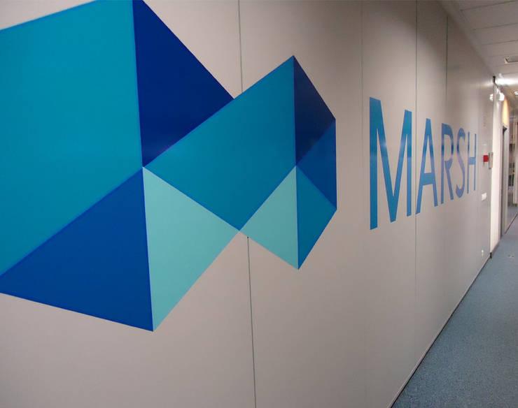 Office Restyle – MARSH:   por CASADART.PT