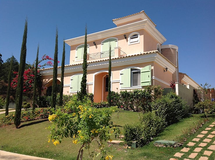 Houses by flaviatarricone