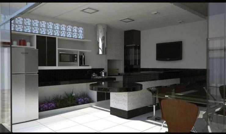 Moderne Häuser von manuela3 Modern