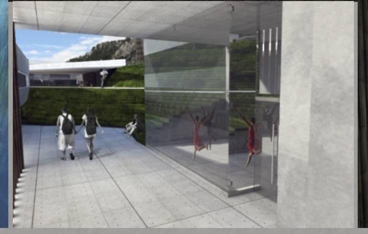 Concurso, Inpiration Hotel 2015:  de estilo  por Arquitecto Juan Pablo Fernandes