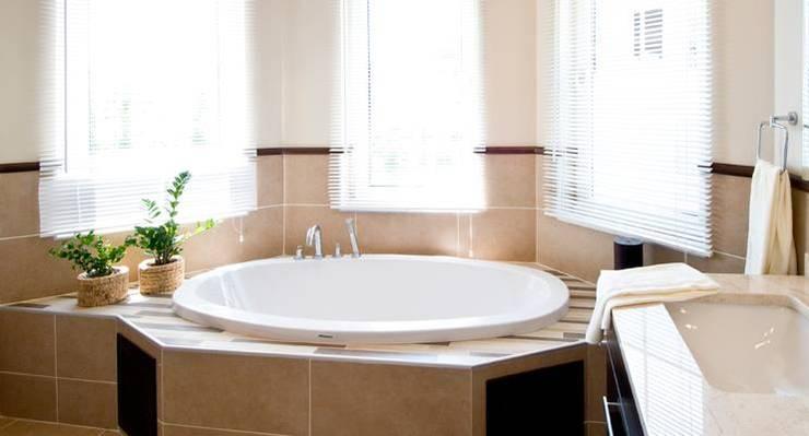 NGY Mimarlık – bolluca neogölpark evleri - 1.etapta 80 adet 400 m2 villanın ince yapı işleri uygulama kontrollüğü:  tarz Banyo