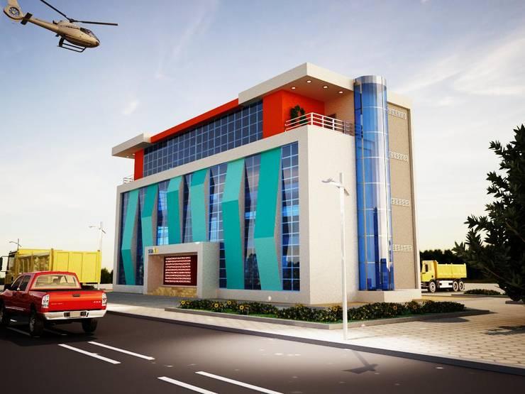Arslan iç mimarlık – İdari Bina:  tarz Evler