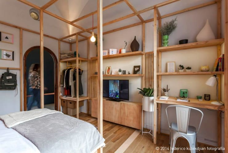 Estudios y oficinas de estilo  por DIM