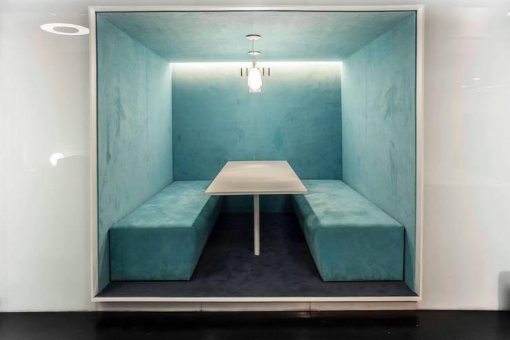 Oficinas en Olivos I Oficinas y comercios de estilo moderno de Estudio Parq Moderno
