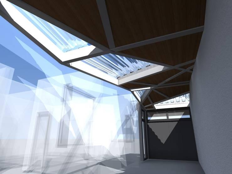 Proyecto Ampliación VTJ:  de estilo  por tatimussini,