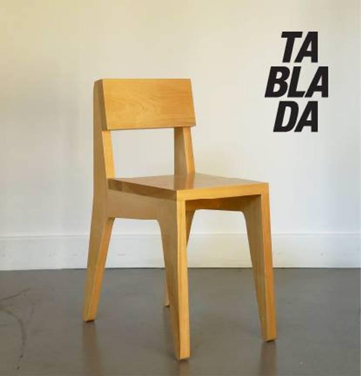 Muebles de TABLADA: Comedores de estilo  por dario2,