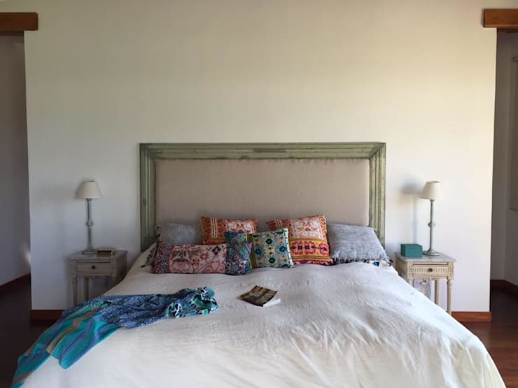 Productos y Espacios CLC: Dormitorios de estilo  por CLC Arquitectura & Diseño de Interiores