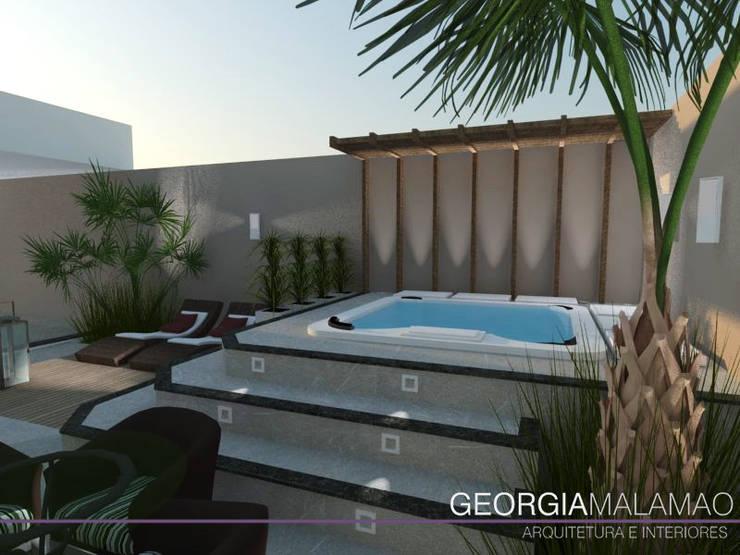 Georgia Malamao Arquitetura e Interiores:   por Georgia Malamão Arquitetura e Interiores