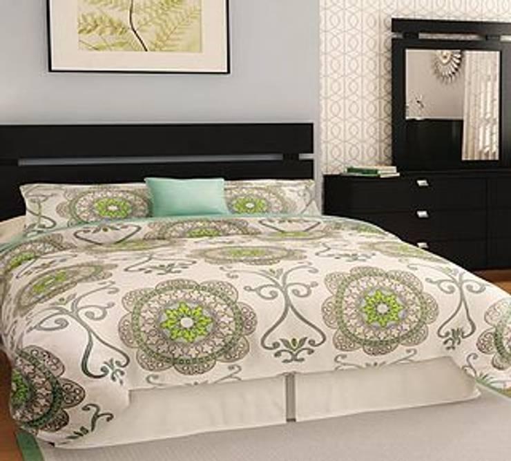 Interior Designs: modern Bedroom by Phoenix Interior