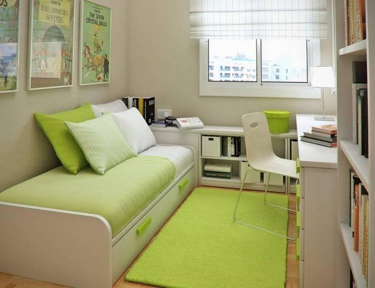 Interior Designs: modern Bedroom by amit.joshi