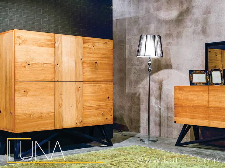 Kargılı Ev Mobilyaları – Luna  dining room furniture.:  tarz Ev İçi