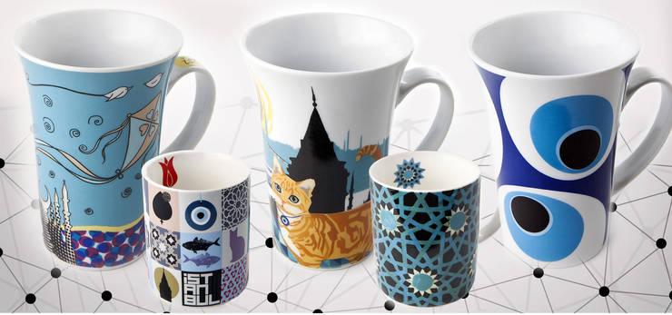 par kumyo.com Moderne Porcelaine