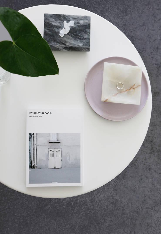 MY DIARY IN PARIS: como soy의  서재/사무실