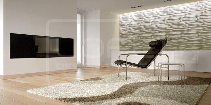 Panele Dekoracyjne 3d Loft Design System Model Stream