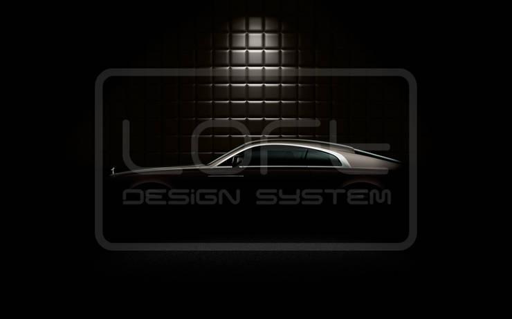 Panele Dekoracyjne 3D - Loft Design System - model Padding: styl , w kategorii Ściany i podłogi zaprojektowany przez Loft Design System