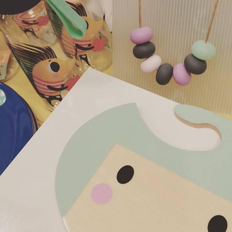 os nossos produtos: Quarto de crianças  por agu agu