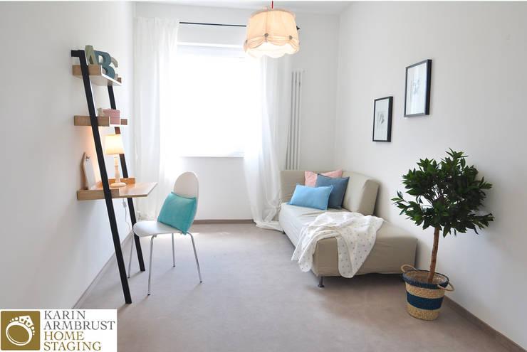 مكتب عمل أو دراسة تنفيذ Karin Armbrust - Home Staging