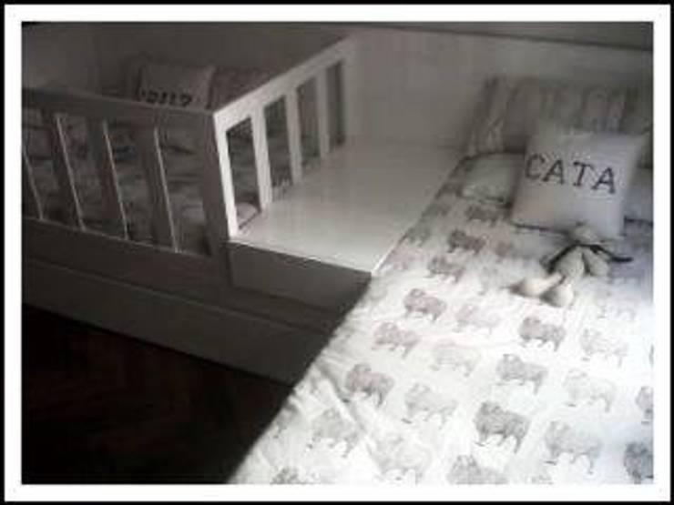 Proyectos: Dormitorios infantiles de estilo  por Ornatto