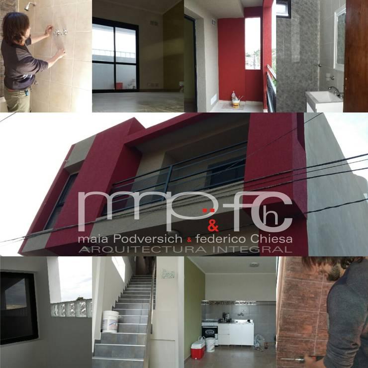 Proyecto terminado :  de estilo  por MNP & FCH arquitectura integral