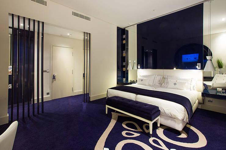 HOTEL PORTUGAL: Hotéis  por Artica by CSS