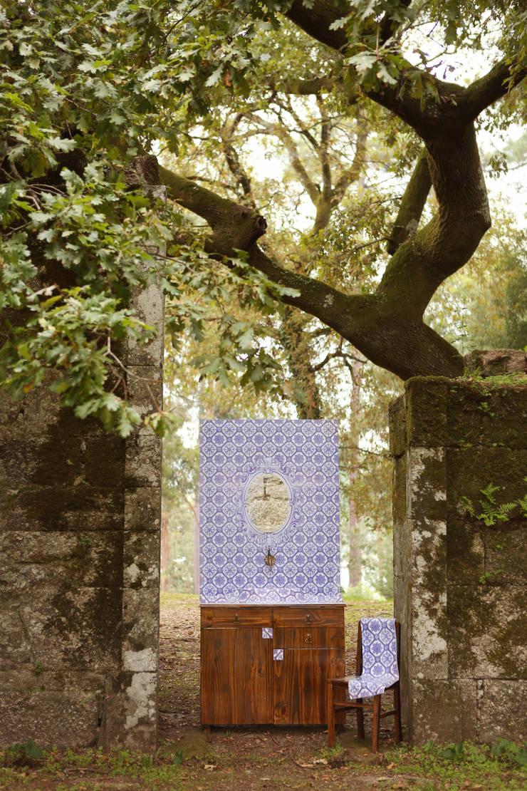 Lavatório: Casa de banho  por Sunpor Energias de Portugal,Lda