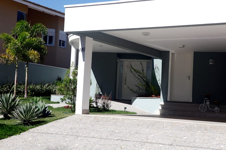 RESIDÊNCIA: Casas  por Vettori Arquitetura