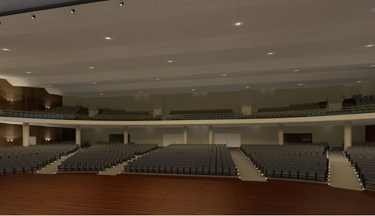 1º Igreja Presbiteriana Independente:   por shileon Arquitetura