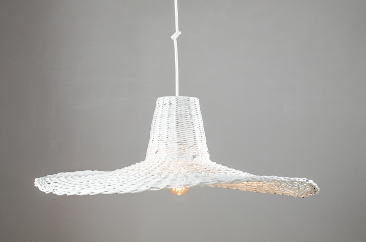 Lampa Misia: styl , w kategorii Jadalnia zaprojektowany przez Barbórka Design