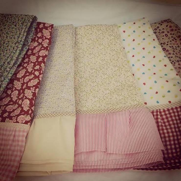 Textiles para el hogar de Paz Deco: Hogar de estilo  por lapazdeco