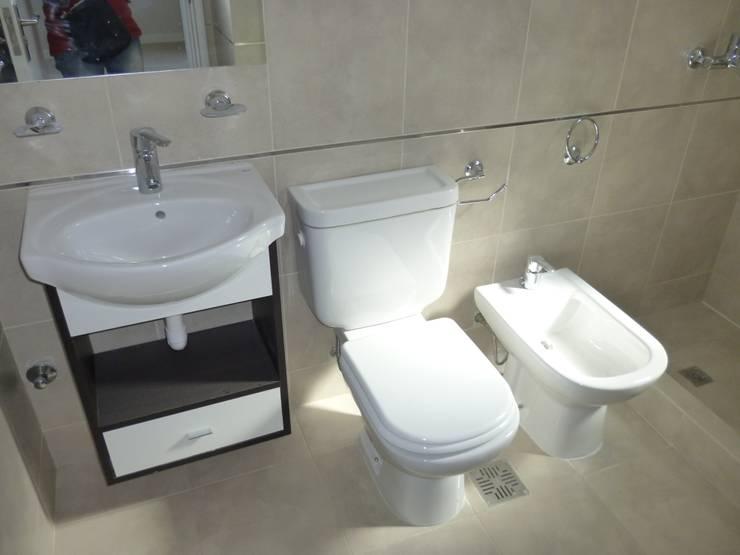 VHA Arquitecturaが手掛けた浴室