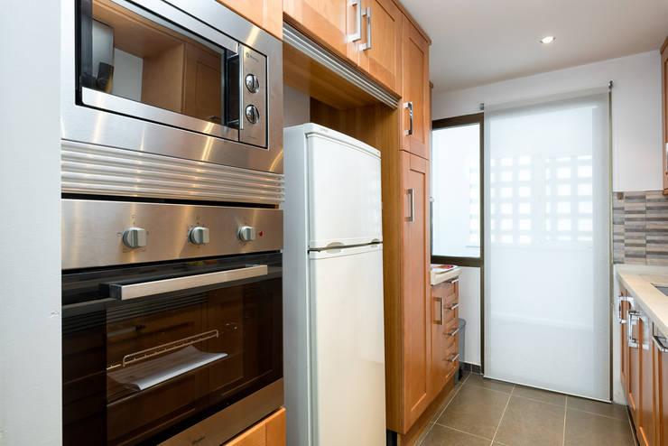 مطبخ تنفيذ Espacios y Luz Fotografía