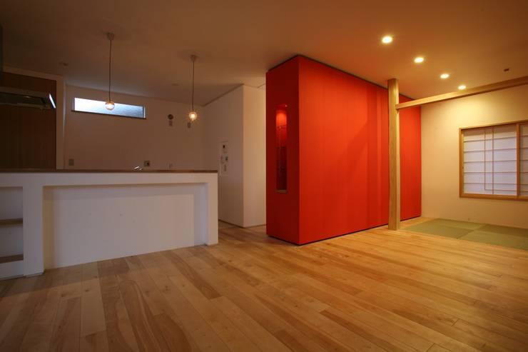 ギャラリー: 戸田晃建築設計事務所が手掛けたダイニングです。