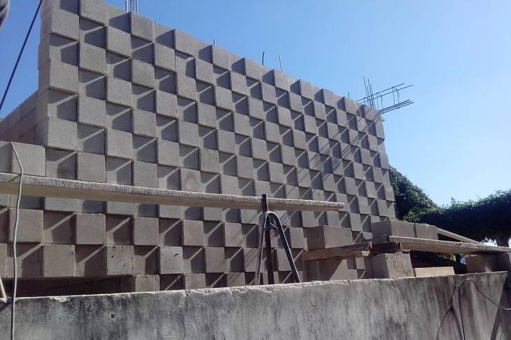 Detalles Casas eclécticas de Arq. Luciano Altube Ecléctico