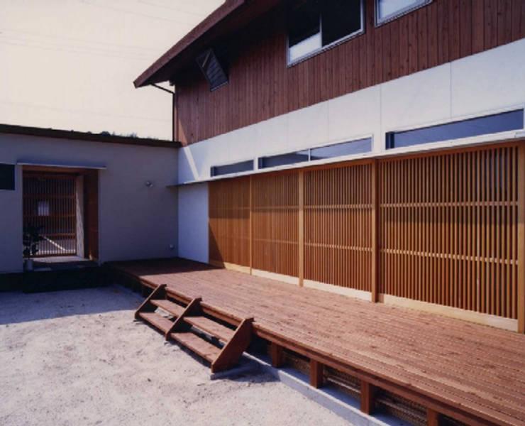 AMI ENVIRONMENT DESIGN/アミ環境デザイン의  주택