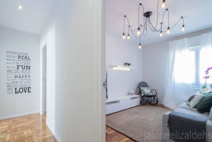 ในครัวเรือน by jaione elizalde estilismo inmobiliario - home staging