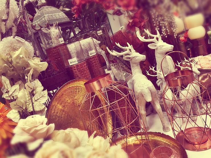 Spring Showroom '16: Paisagismo de interior  por Alflora