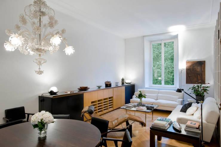 غرفة المعيشة تنفيذ cristianavannini | arc
