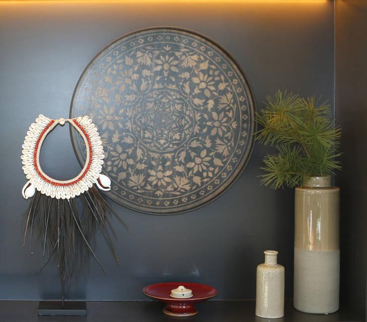 Salas de estar modernas por Sfeerontwerp | créateur d'atmosphère