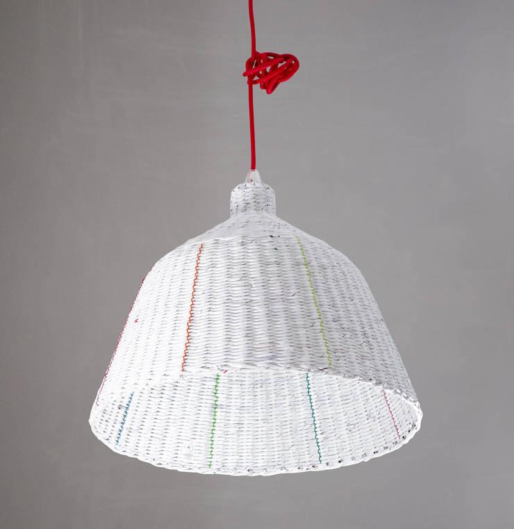 Łowicki Loft: styl , w kategorii  zaprojektowany przez Barbórka Design,Skandynawski