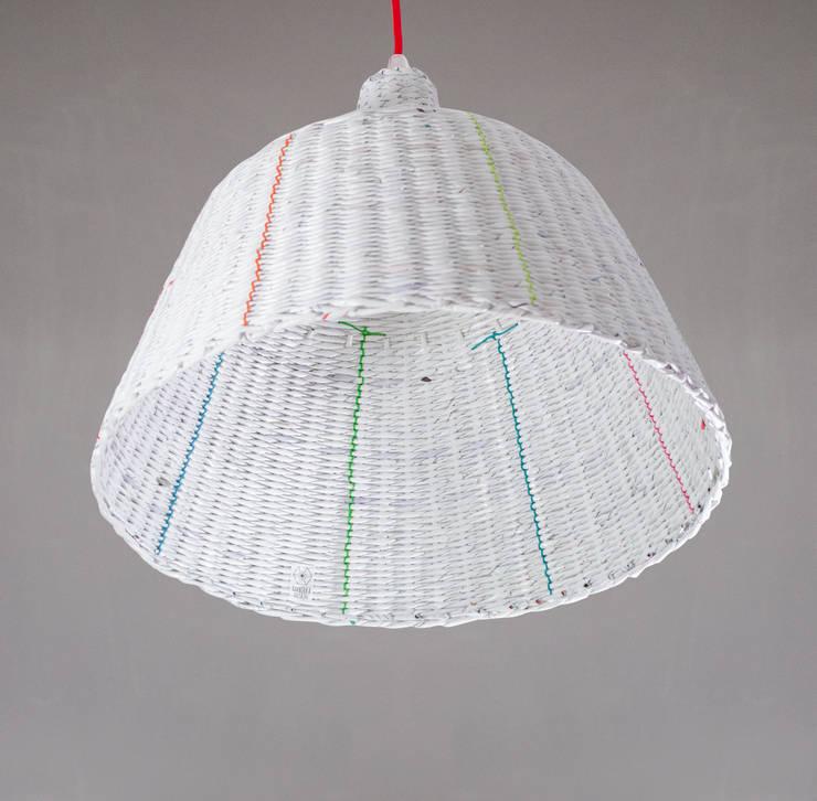 Łowicki Loft: styl , w kategorii  zaprojektowany przez Barbórka Design,Rustykalny