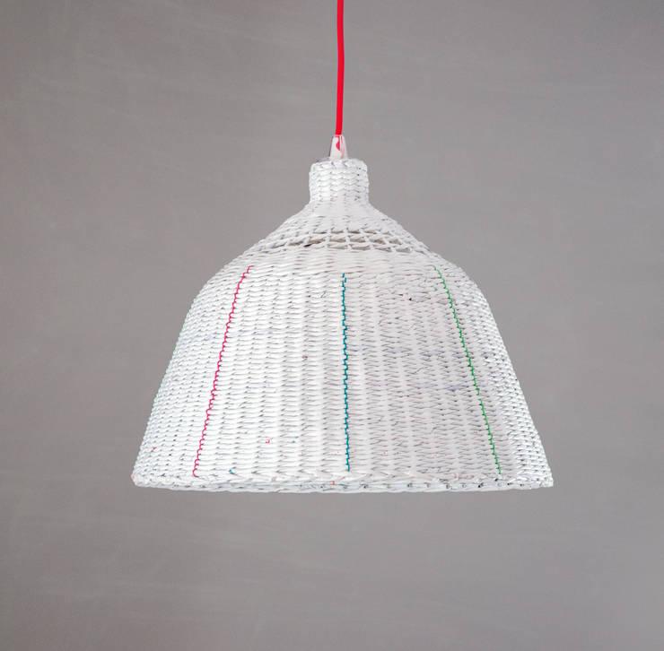 Łowicki Loft: styl , w kategorii  zaprojektowany przez Barbórka Design,Minimalistyczny