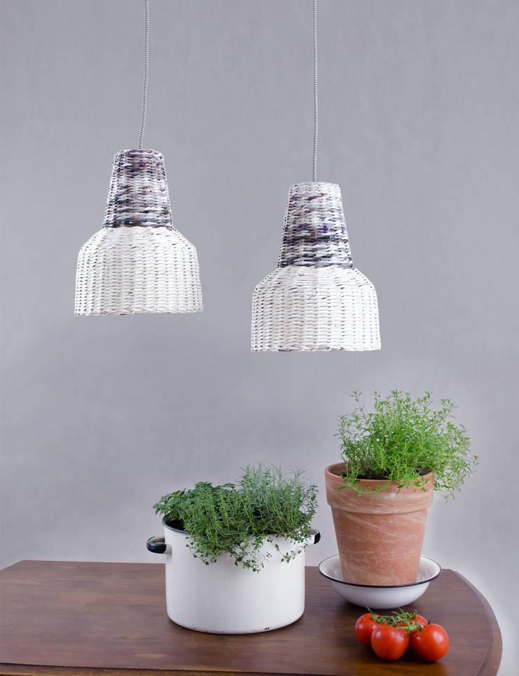 Ele Mele: styl , w kategorii Jadalnia zaprojektowany przez Barbórka Design