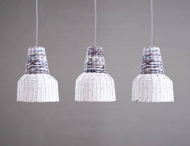 Ele Mele: styl , w kategorii Sypialnia zaprojektowany przez Barbórka Design